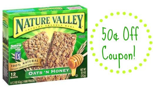 Nature Valley Coupon | $1.99 At Kroger! :: Southern Savers