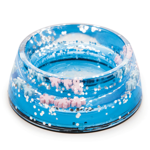 PETSMART EXCLUSIVE. Holiday 2014. Top Paw, snowflake floater bowl 5222523